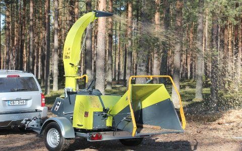 Europe Chippers DC 185 Mob