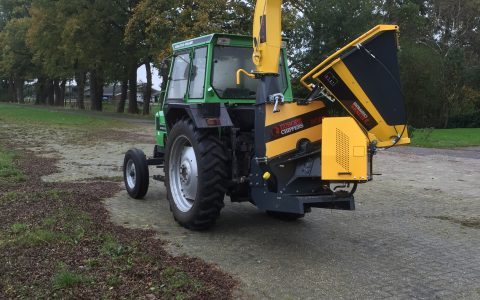 Europe Chippers DC 285 PTO.7