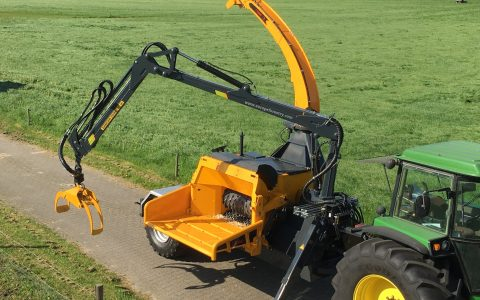 Europe Chippers EC 1060 PTO