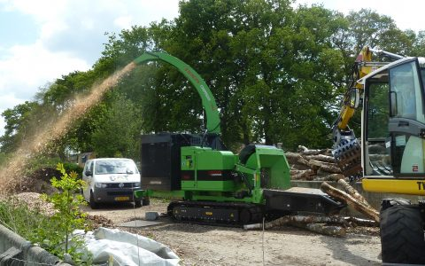Europe Chippers Ec 960 Tracks