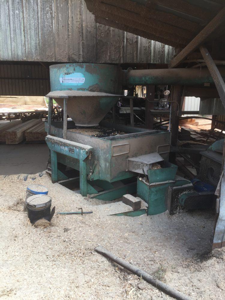 Precision Husky Sawmill Equipment
